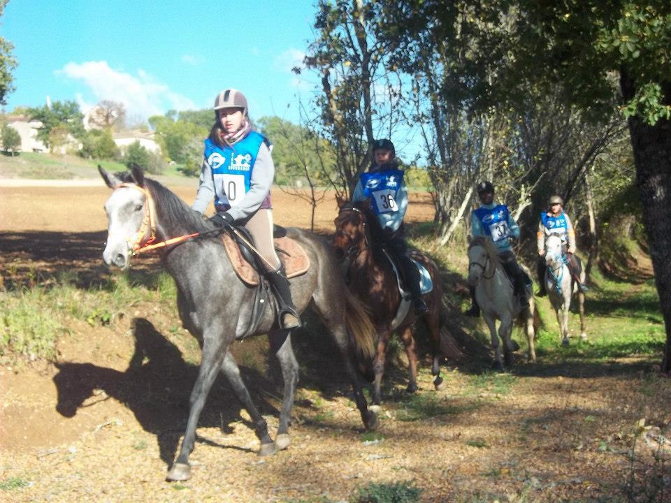 Raid d'Endurance Equestre de la Grésigne