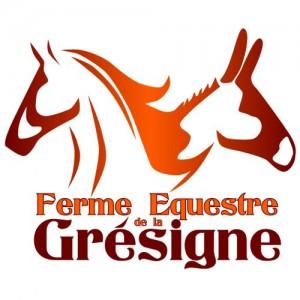 Ferme Equestre de la Grésigne logo