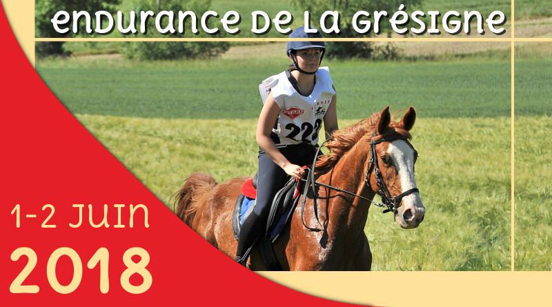 Endurance de St-Beauzile : 1-2 juin 2018